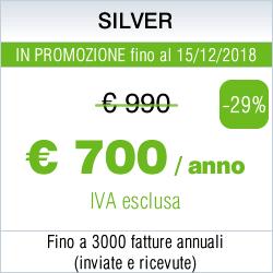 3000 fatture / Silver - 350 EUR